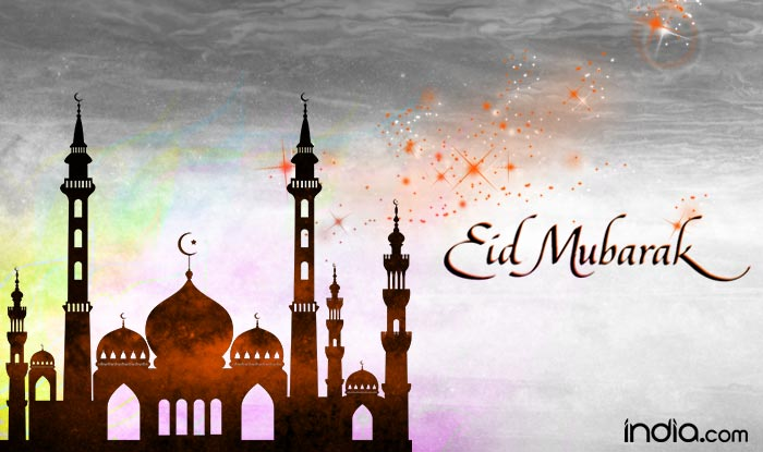 Happy Eid Mubarak Status2018 Wishes: Best Eid Chand Raat Mubarak SMS Messages, WhatsApp & Facebook quotes, eCards to Wish Happy Eid-al-Fitr 2018 Greetings